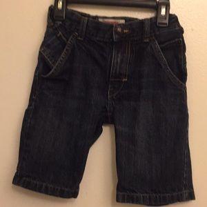 Levi's boy shorts